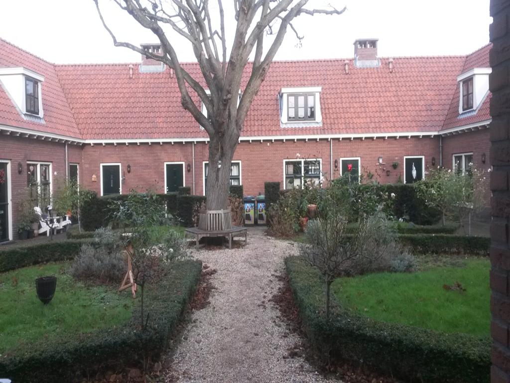 Wilhelminahofje (1816), Noordwijk zh